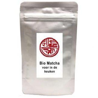 Biologische Matcha voor shakes
