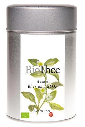 Losse Assam thee bio Bherjan TGFOP