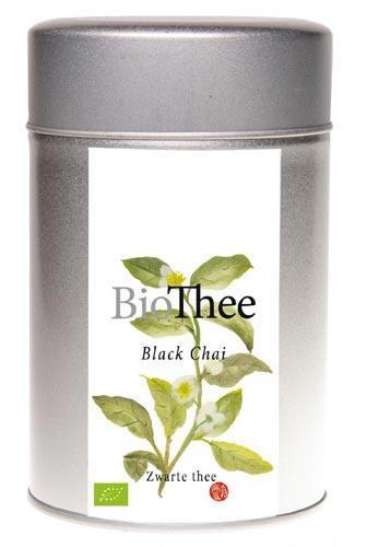 Losse chai zwart bio