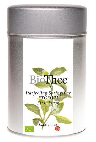 Losse Darjeeling thee bio Darjeeling Springtime FTGFOP1 First Flush