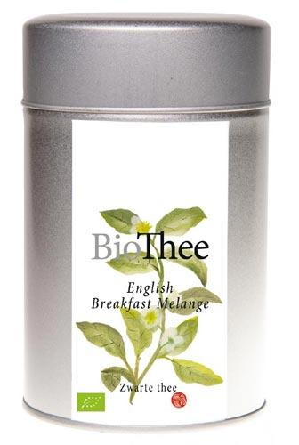 Losse English Breakfast thee bio