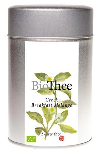 Greek Breakfast thee bio