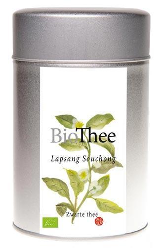 Losse lapsang souchong thee bio