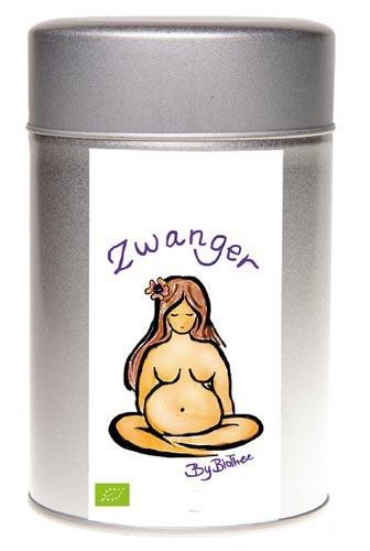 Losse thee tijdens zwangerschap bio