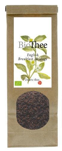 Losse English Breakfast thee bio