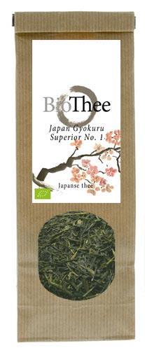 Biologische Gyokuru