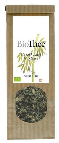 Biologische Marokkaanse Muntthee