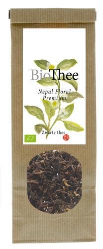 Thee uit Nepal bio Nepal Floral