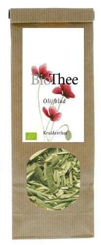 biologische olijfblad