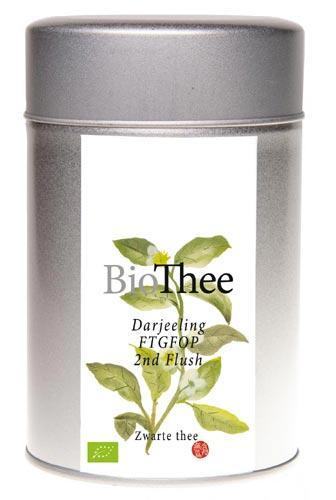 Biologische Darjeeling 2nd flush