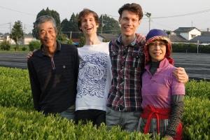 Biologische Japanse thee Dietmar-Tobias