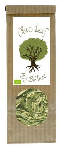 Biologisch olijfblad